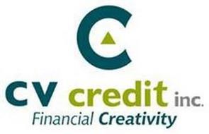 C CV CREDIT INC. FINANCIAL CREATIVITY