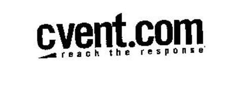 CVENT.COM REACH THE RESPONSE