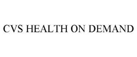 CVS HEALTH ON DEMAND