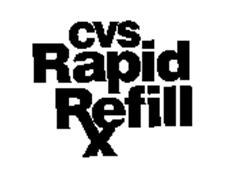 CVS RAPID REFILL