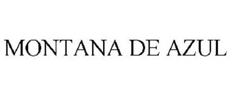 MONTANA DE AZUL