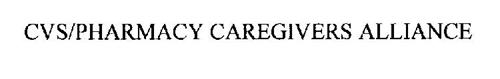 CVS/PHARMACY CAREGIVERS ALLIANCE