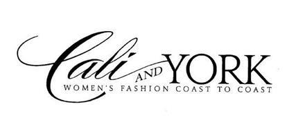 CALI AND YORK WOMEN'S FASHION COAST TO COAST