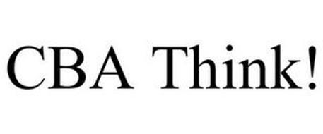 CBA THINK!