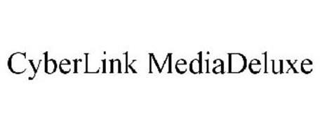 CYBERLINK MEDIADELUXE