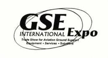 GSE INTERNATIONAL EXPO TRADE SHOW FOR AVIATION GROUND SUPPORT EQUIPMENT SERVICES SOLUTIONS