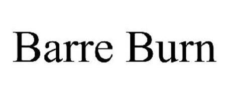 BARRE BURN