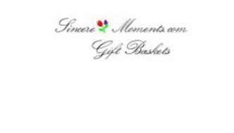SINCERE MOMENTS.COM GIFT BASKETS