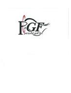 PGF PERSONAL GOLF FAN