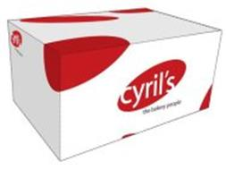 CYRIL'S THE BAKERY PEOPLE