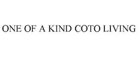 ONE OF A KIND COTO LIVING