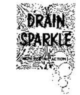 DRAIN SPARKLE WITH ENZYME ACTION