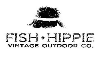 Fish hippie vintage outdoor co trademark of d2d2 llc for Renew nc fishing license
