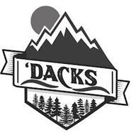 'DACKS