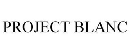 PROJECT BLANC