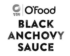 C O'FOOD BLACK ANCHOVY SAUCE