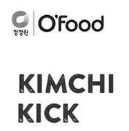 C O'FOOD KIMCHI KICK