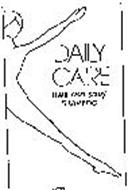 DAILY CARE HAIR AND BODY SHAMPOO