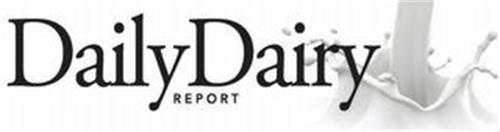 DAILY DAIRY REPORT