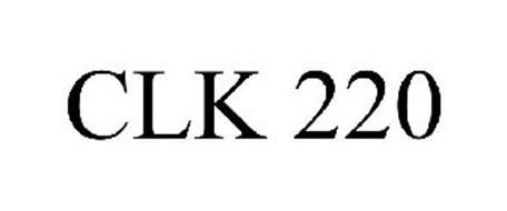 CLK 220
