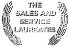 THE SALES AND SERVICE LAUREATES
