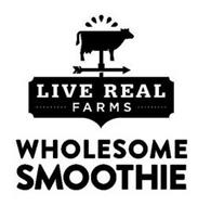 LIVE REAL FARMS WHOLESOME SMOOTHIE