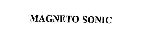 MAGNETO SONIC
