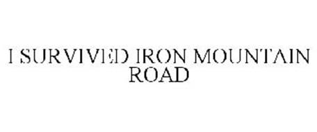 I SURVIVED IRON MOUNTAIN ROAD