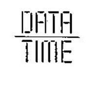 DATA TIME