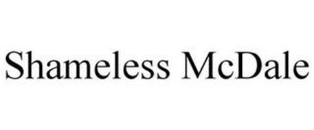 SHAMELESS MCDALE