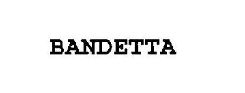 BANDETTA