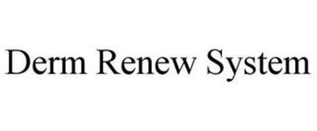 DERM RENEW SYSTEM