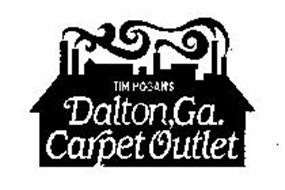 Tim Hogan S Dalton Ga Carpet Outlet Trademark Of Dalton