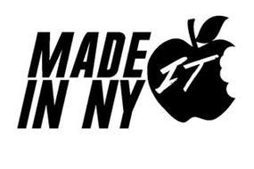 MADE IT IN NY