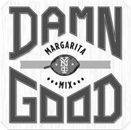 DAMN GOOD MARGARITA MIX NYC