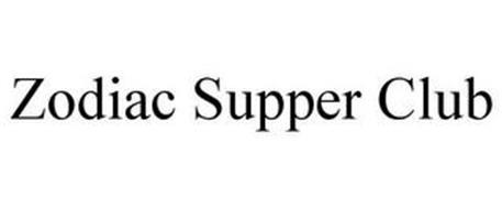 ZODIAC SUPPER CLUB