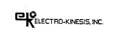 EKO ELECTRO-KINESIS, INC.