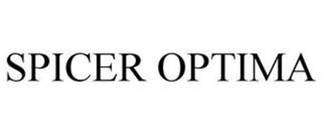 SPICER OPTIMA