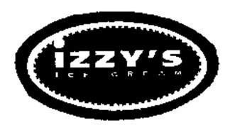 IZZY'S ICE CREAM