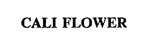 CALI FLOWER