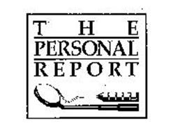 THE PERSONAL REPORT