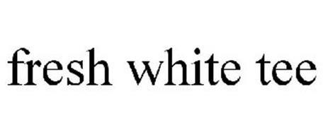 FRESH WHITE TEE