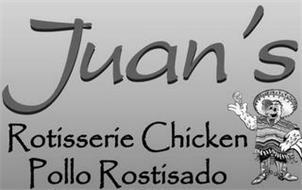 JUAN'S ROTISSERIE CHICKEN POLLO ROSTISADO