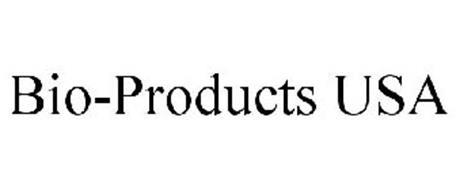 BIO-PRODUCTS USA