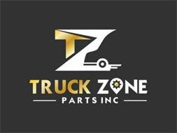 TZ TRUCK ZONE PARTS INC.