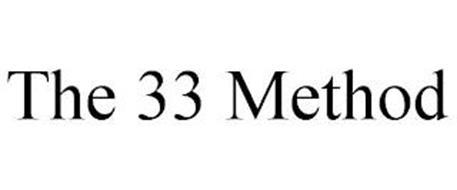 THE 33 METHOD