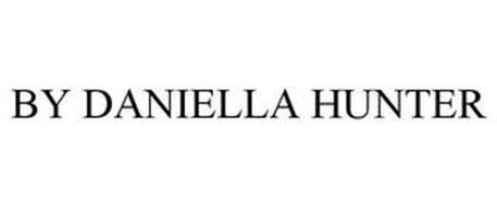 BY DANIELLA HUNTER