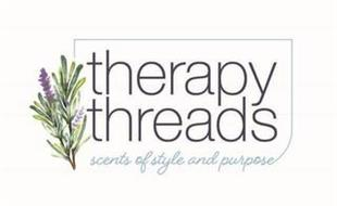 THERAPY THREADS SCENTS OF STYLE AND PURPOSE