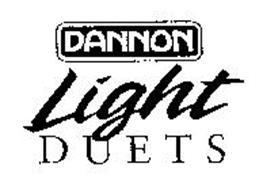 DANNON LIGHT DUETS