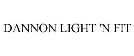 DANNON LIGHT 'N FIT
